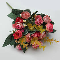 Искусственный букет роз партии украшение дома украшение сада 1TopShop, фото 3