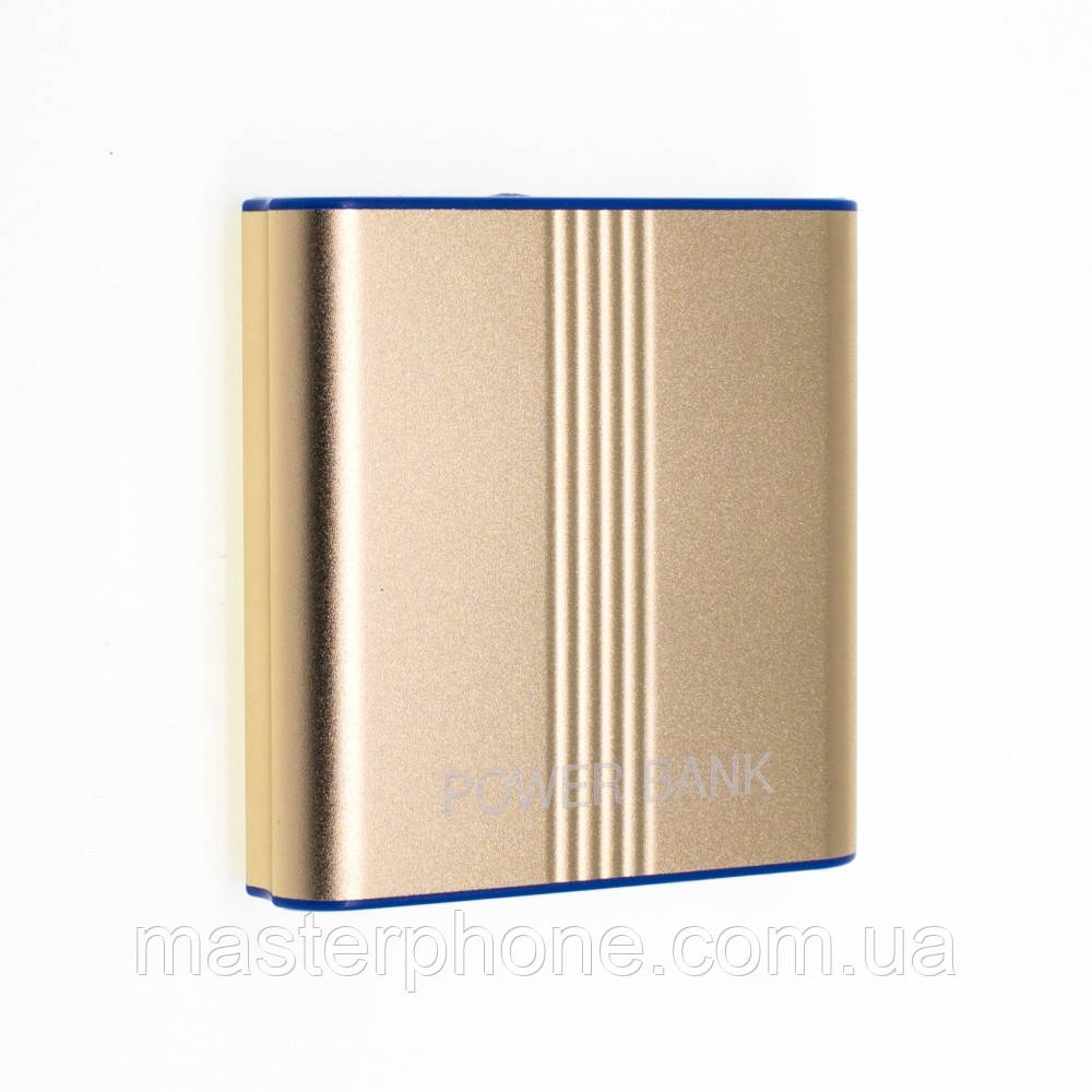 Power Bank  12000 mAh ST-6 золотой