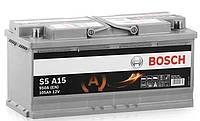 Аккумуляторы Bosch S5 AGM