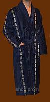 Махрові халати чоловічі Туреччина, фото 1
