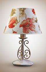 Настольная лампа в стиле прованс 11500