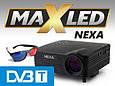 ПРОЕКТОР Мультимедійний LED HDMI USB XB!!!, фото 2