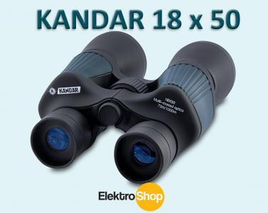 БІНОКЛЬ KANDAR 18x50!!