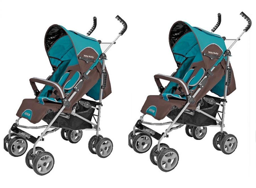 Прогулочная детская коляска MILLY MALLY VENUS
