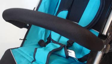 Прогулочная детская коляска MILLY MALLY VENUS, фото 2