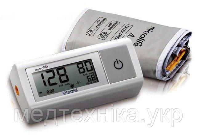 Тонометр автоматичний на плече Microlife BP A2 Basic на плече з універсальною манжетою 22-42 див., Швейцарія