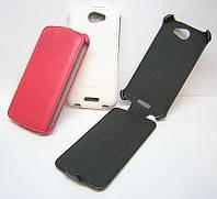 Чехол-книжка для телефона HTC Desire 310 (red Armor flip case)