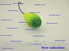 Воблер German Water Jumper- хорватское яйцо C112 50mm (action 0m+) 13g Bumble-lure Popper Поппер, фото 3