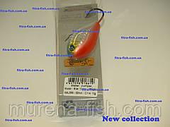 Воблер German Water Jumper- хорватское яйцо C114 50mm (action 0m+) 13g Bumble-lure Popper Поппер, фото 3