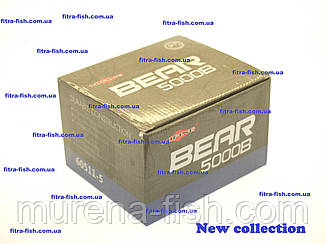Котушка Mifine Bear 5000B 60511-5 9+1Ball байтранер, фото 2