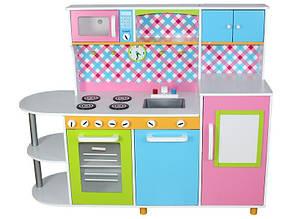 Кухня деревянная КУХНЯ aGa4kids