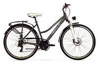 """Велосипед женский ROMET ARKUS CZAJKA DISC, рама 17"""", 19"""""""