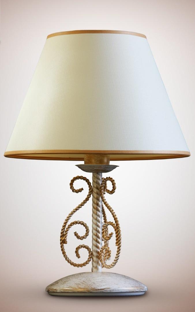 Настольная лампа в стиле прованс  11500-1