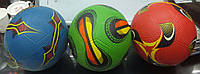 Футбольный мяч резиновый