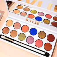 KYLIE The Royal Peach Palette набор теней