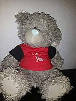 Медведь в свитере I Love