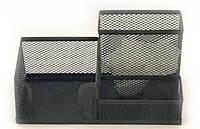 Органайзер металлический сетка 3 отд 3689 черный