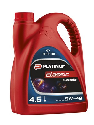 ORLEN Platinum Classic Synthetic 5W-40 4,5л