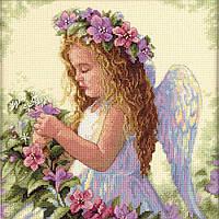 Набор для вышивания DIMENSIONS 35229 Цветочный ангел