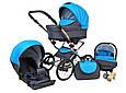 Прогулочная детская коляска MARGARET 3в1, фото 3