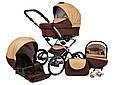 Прогулочная детская коляска MARGARET 3в1, фото 5