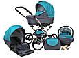 Прогулочная детская коляска MARGARET 3в1, фото 7
