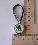 Skoda брелок № 4 для ключей автомобиля с логотипом «Skoda» Шкода Skoda, фото 2