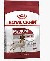 Сухой корм Роял Канин Royal Canin Medium Adult для взрослых собак средних пород 1 кг