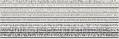 Декор для стен Opoczno MIRROR GREY INSERTO LINES 25X75