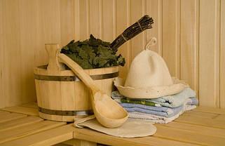 Аксессуары и комплектующие для бани и сауны.
