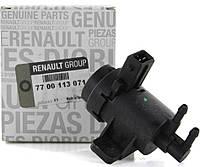 Клапан управление турбины (трандюсер) на Рено Трафик II 1.9dci + 2.0dci + 2.5dci / Renault 7700113071