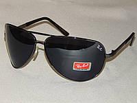 Ray Ban солнцезащитные очки, черные  810136