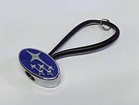 Subaru брелок № 4 для ключей автомобиля с логотипом «Subaru» Субару Subaru