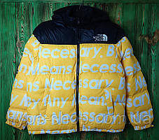 Зимняя куртка в стиле Supreme x TNF   Топ 2018 года