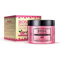 Восстанавливающая маска для лица Rorec на основе экстракта розы и гиалуроновой кислоты 140 г