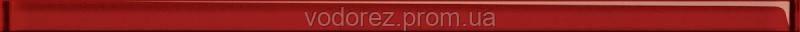 Фриз для стен Opoczno GLASS RED BORDER 3X75