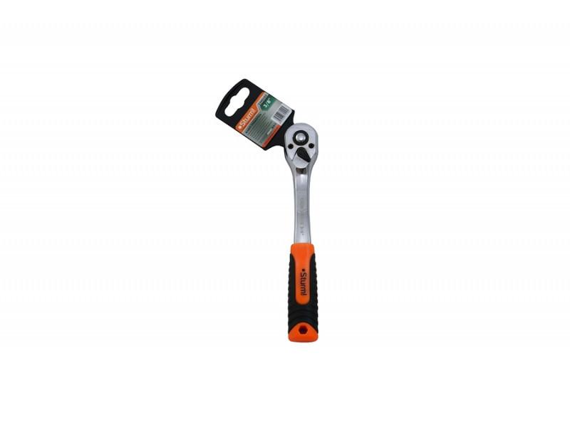 """Трещотка (3/8"""", 72 зуба) Sturm 1340102"""