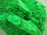 Пигмент для окраски силикона флуоресцентный салатовый