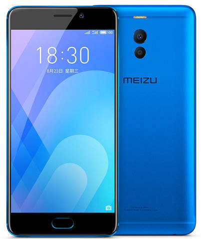 Meizu M6S 3/32Gb EU Blue