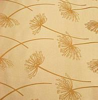 Ролеты тканевые (рулонные шторы) Lily Gold Besta mini открытый короб