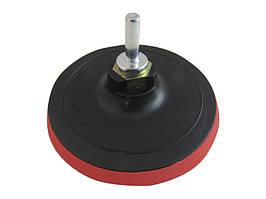 Насадка для ушм и дрели с липучкой 125х2 мм Sturm 5280102