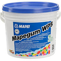 Быстросохнущая эластичная жидкая гидроизоляция Mapegum WPS 5кг, TM MAPEI