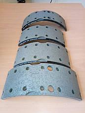 Гальмівні накладки Е-1 49-12 ш.80мм (Ремонт 1) IVECO 1906381, фото 2