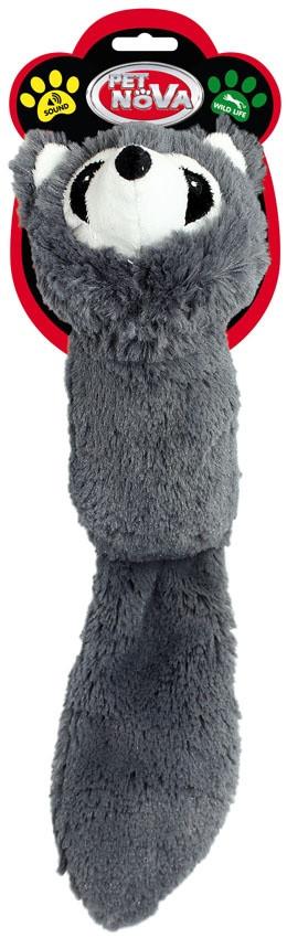 Іграшка для собак Сіра лисиця Pet Nova 41 см