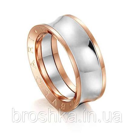 Кольца Bvlgari ювелирная бижутерия, фото 2