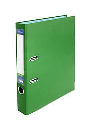 Папка реєстратор А4 Economix 50 мм зелена E39720-04
