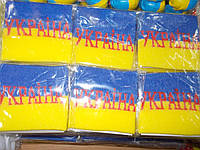 Напульсник флаг Украины на запястье, фото 1