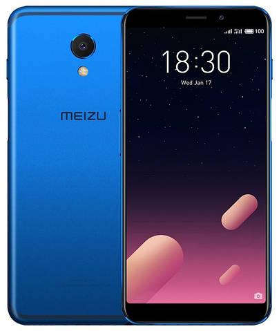 Meizu M6S 3/64Gb EU Blue