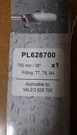"""Щетка стеклоочистителя для грузовых автомобилей и автобусов 28"""" (700 мм) (аналог VALEO 628700 TIR-701)"""