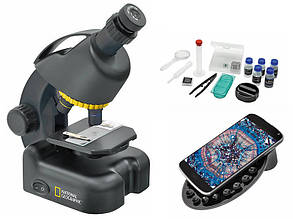 Микроскоп Bresser 40-60X National Geographik